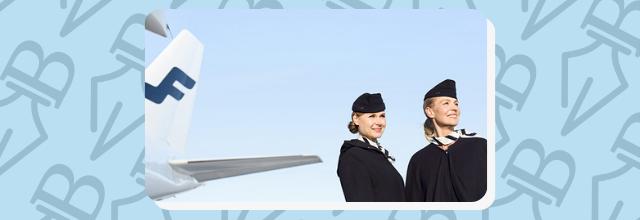 La compagnie aérienne Finnair relance sa communication en France