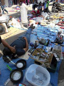 Reportage photographique : Au pittoresque tianguis de Chamilpa, une atmosphère très mexicaine, donc chaleureuse