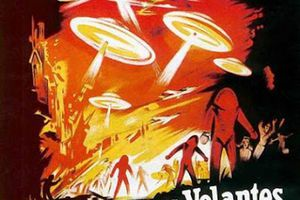 LES SOUCOUPES VOLANTES ATTAQUENT (Earth Vs The flying saucers)