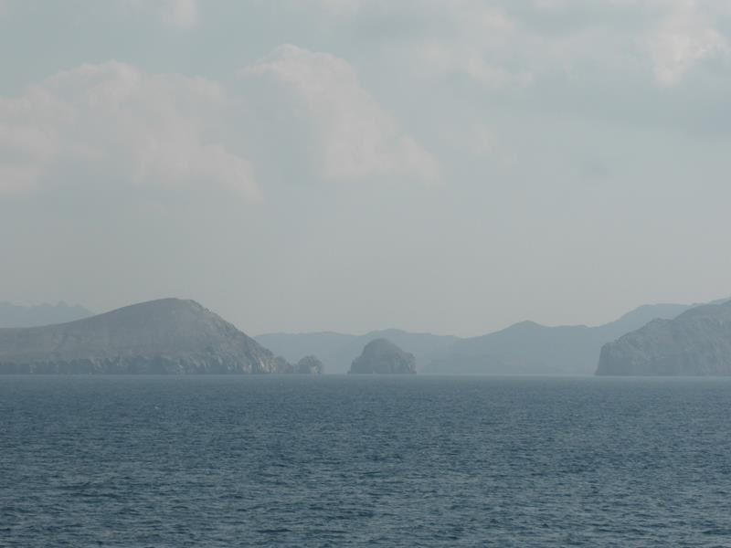 En route vers le sud ...par la mer
