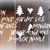 18 idées de cadeaux gratuits pour Noël - Hélène SF