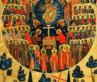 Je crois la Sainte Eglise Catholique - Homélie pour la Solennité de Tous les Saints
