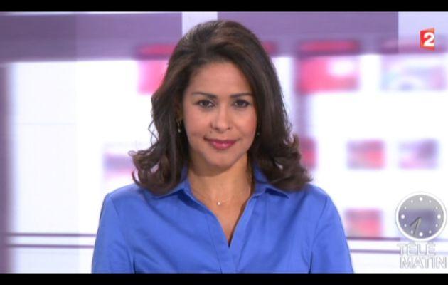 [2012 10 15] SOPHIE GASTIN - FRANCE 2 - LE JOURNAL @07H30