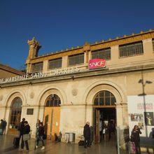 Inauguration de la 3ème voie entre Marseille et Aubagne