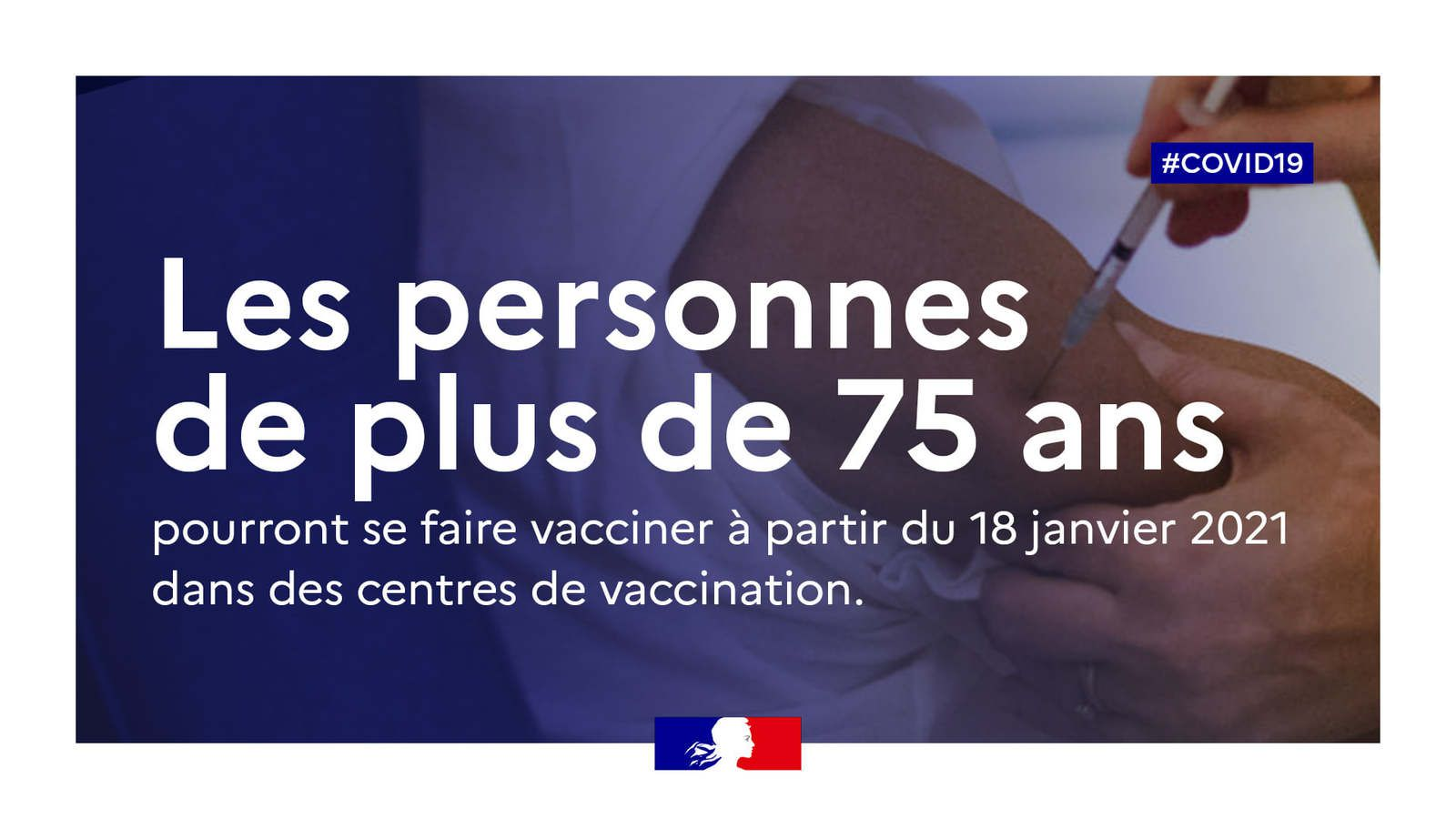 Vaccination: info Mairie
