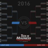 This Is Madness: The Star Wars Character Tournament