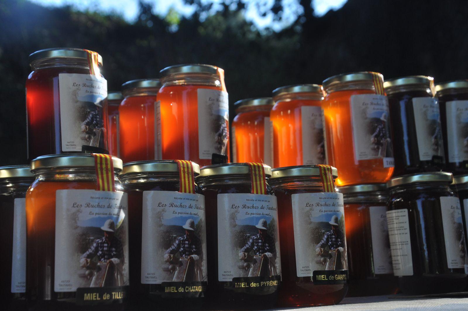 Les miels.