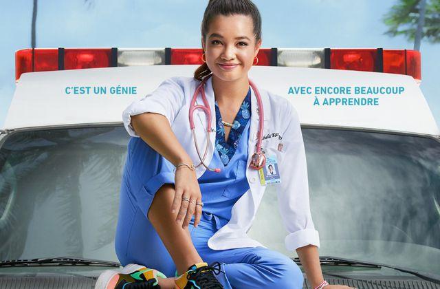 Bande-annonce de la série inédite « Docteure Doogie ».
