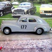 FASCICULE N°80 PEUGEOT 203 RALLYE MONTE CARLO IXO 1/43. - car-collector.net