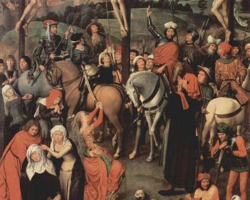 Hans Memling.  Altar