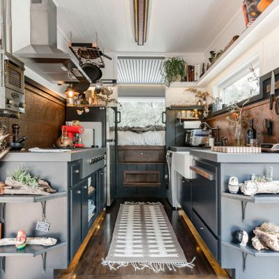 Une Tiny House bohème en Californie