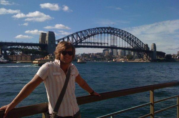 Pour Vanessa et Paul à Sydney, 2010 était là avant nous !