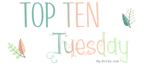 Top Ten Tuesday (n°9)
