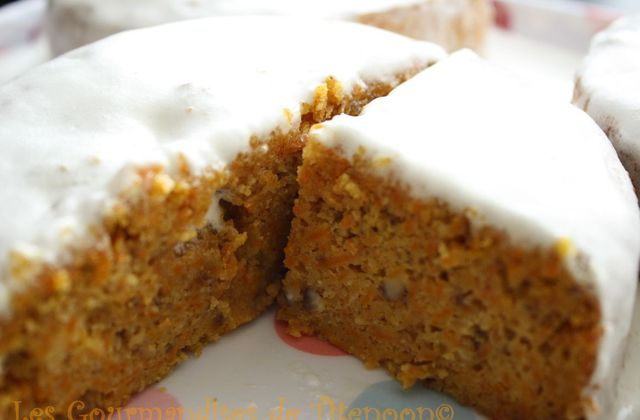 Carrot Cake version#2