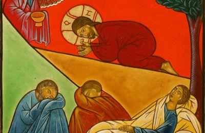 Jeudi saint - 22H : Introduction aux Vêpres par le Père Francis