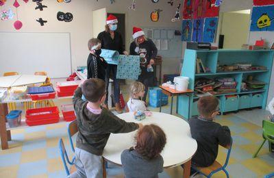 Noël à l'école Sainte Anne