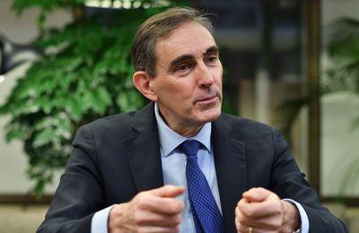 """Christian Rouchon, directeur général du Crédit Agricole Languedoc, évoque """"un rebond"""" en 2021"""