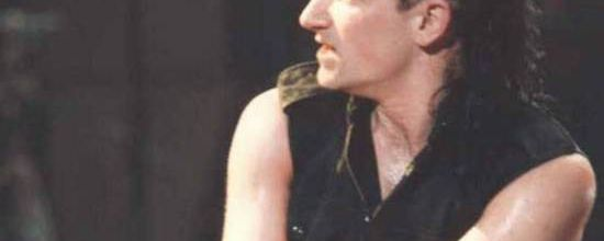 U2 -Unforgettable Fire Tour -28/10/1984 -Bruxelles -Belgique -Vorst National #2