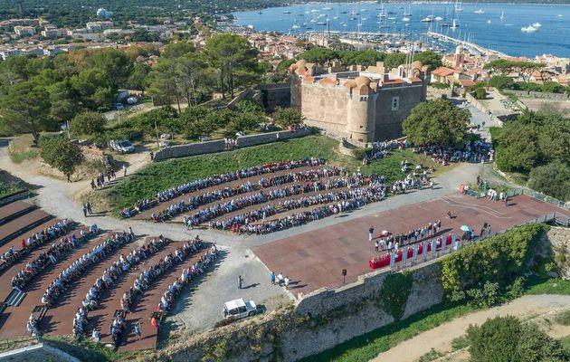 Les Voiles de Saint Tropez 2019 - le podium détaillé !!
