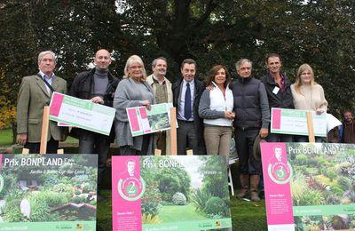 Partager votre passion du jardin grâce au Prix Bonpland