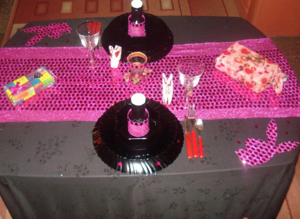Album - Mes plus belles tables