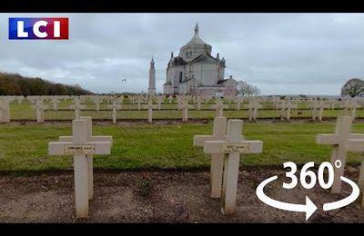 Notre-Dame de Lorette, la plus grande nécropole militaire de France
