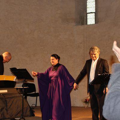 Concert Arioso pour Dante Alighieri