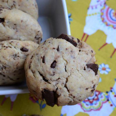 Cookies au chocolat #végan