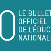 Bulletin officiel