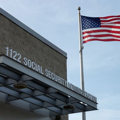 The Social Security Administration.