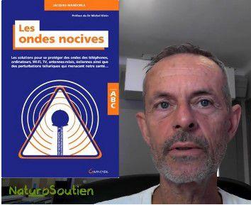 livre Les Ondes nocives, de Jacques Mandorla