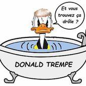 Humour Noir: Donald Trump 45ème Président des USA, une blague ? - Doc de Haguenau