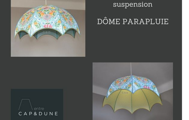 SUSPENSION DÔME PARAPLUIE
