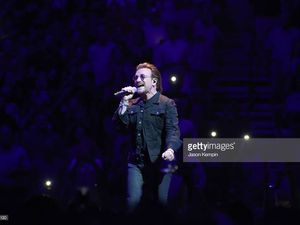 U2 -Nashville  Etats-Unis -26/05/2018 -Bridgestone Aren