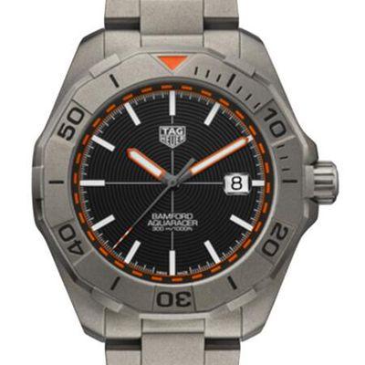 Montre TAG Heuer Aquaracer Bamford Edition Limitée WAY208F.BF0638