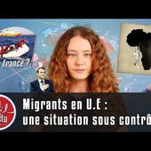 MIGRANTS en UNION EUROPÉENNE : une situation sous contrôle ?