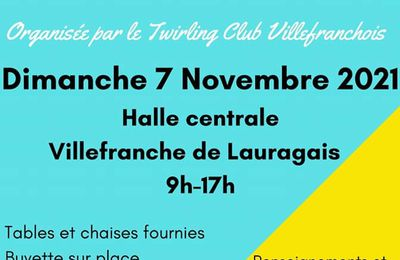 Villefranche de Lauragais • 07/11/2021