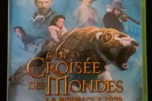 A la Croisée des mondes ; 'La Boussole D'Or'