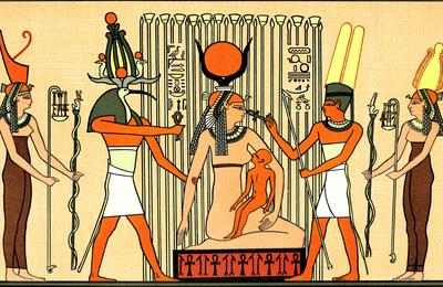 Le mythe d'Osiris et d'Isis