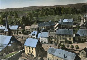 Picherande et Lac Chauvet en cartes postales anciennes