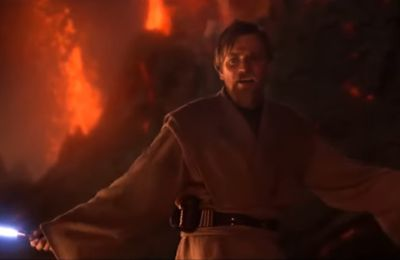 "Star Wars III, La Revanche des Sith: ""I Have the High Ground,"" une autre fourberie d'Obiwan. (1100 mots)"