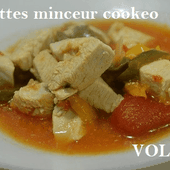 20 recettes minceur cookeo vol7 |