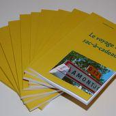 Livre : le voyage du sac-à-cadeaux Nr 144 LUCIA