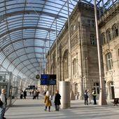 Actu : La SNCF ferme des guichets et loue la gare de Strasbourg - Pokaa