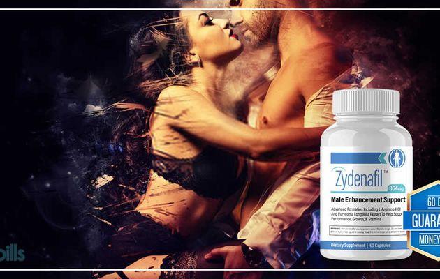 zydenafil - May Improve Physical Perfomance