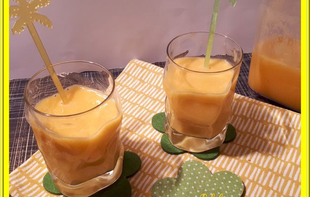Jus de fruits vitaminés