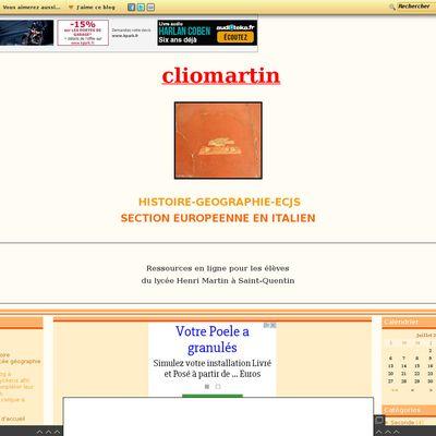 cliomartin