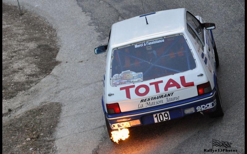 Rallye de Vaison 2013