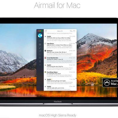 Airmail 3 Exploit instantanément les informations des utilisateurs Apple