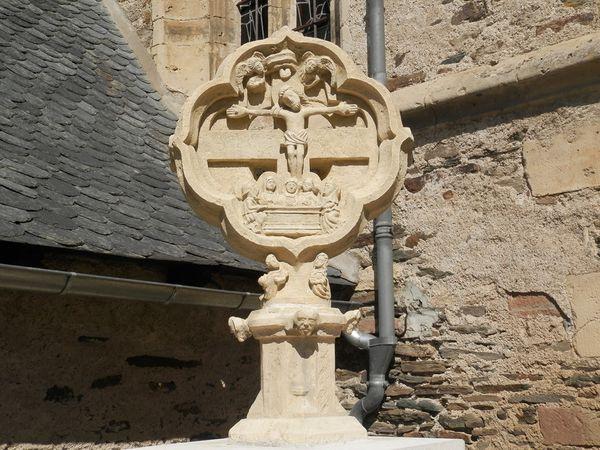 ETAPE 8 - Eglises d' ESTAING - entre ESPALION et GOLINHAC